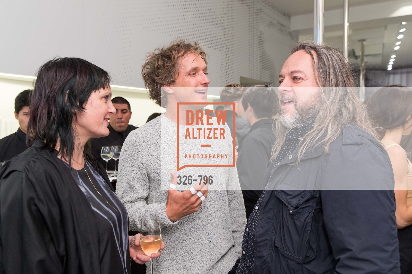 Yves Behar, Rich Hansen, MAISON MARGIELA San Francisco Boutique Grand Opening Event, US, April 23rd, 2015,Drew Altizer, Drew Altizer Photography, full-service agency, private events, San Francisco photographer, photographer california