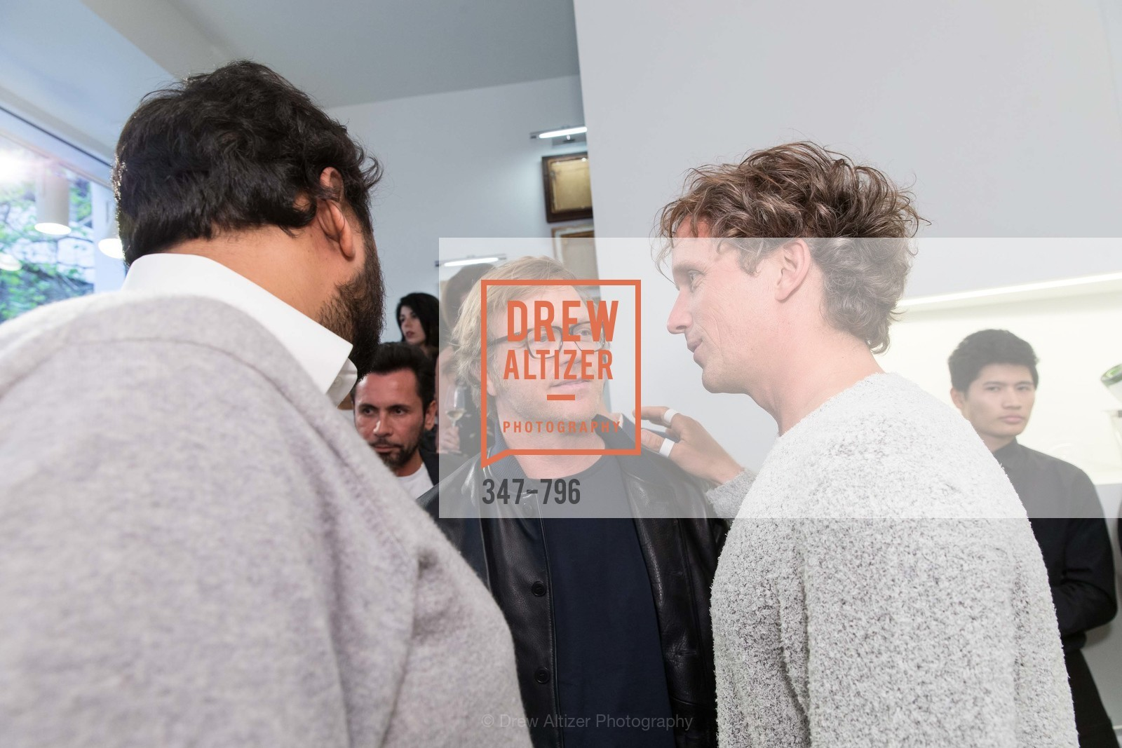 Rico Zorkendorfer, Yves Behar, MAISON MARGIELA San Francisco Boutique Grand Opening Event, US, April 23rd, 2015,Drew Altizer, Drew Altizer Photography, full-service agency, private events, San Francisco photographer, photographer california