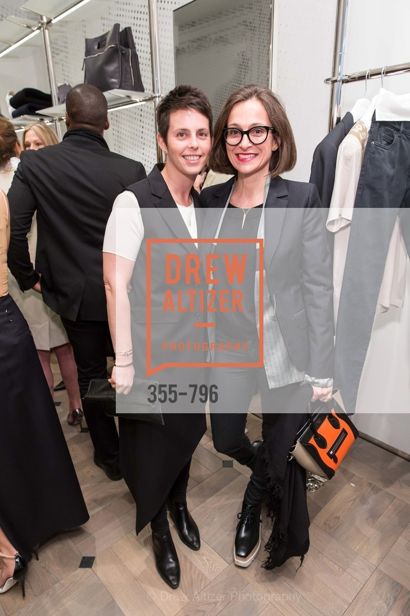 Jessica Silverman, Sarah Thornton, MAISON MARGIELA San Francisco Boutique Grand Opening Event, US, April 24th, 2015,Drew Altizer, Drew Altizer Photography, full-service event agency, private events, San Francisco photographer, photographer California