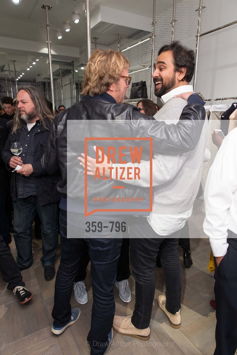Rico Zorkendorfer, Hosain Rahman, MAISON MARGIELA San Francisco Boutique Grand Opening Event, US, April 24th, 2015,Drew Altizer, Drew Altizer Photography, full-service agency, private events, San Francisco photographer, photographer california