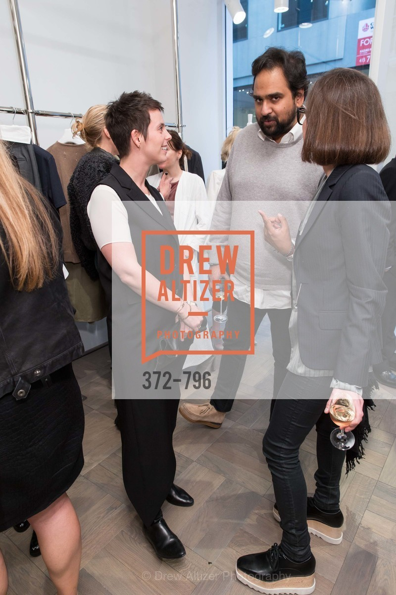 Jessica Silverman, Hosain Rahman, Sarah Thornton, MAISON MARGIELA San Francisco Boutique Grand Opening Event, US, April 24th, 2015,Drew Altizer, Drew Altizer Photography, full-service agency, private events, San Francisco photographer, photographer california