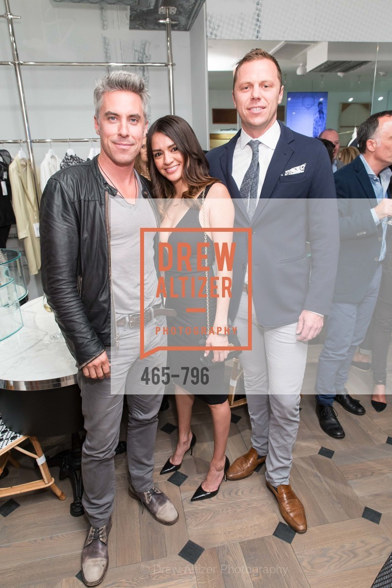 Eoin Harrington, Cynthia Fuentes, Cassidy Zerrer, MAISON MARGIELA San Francisco Boutique Grand Opening Event, US, April 24th, 2015,Drew Altizer, Drew Altizer Photography, full-service agency, private events, San Francisco photographer, photographer california