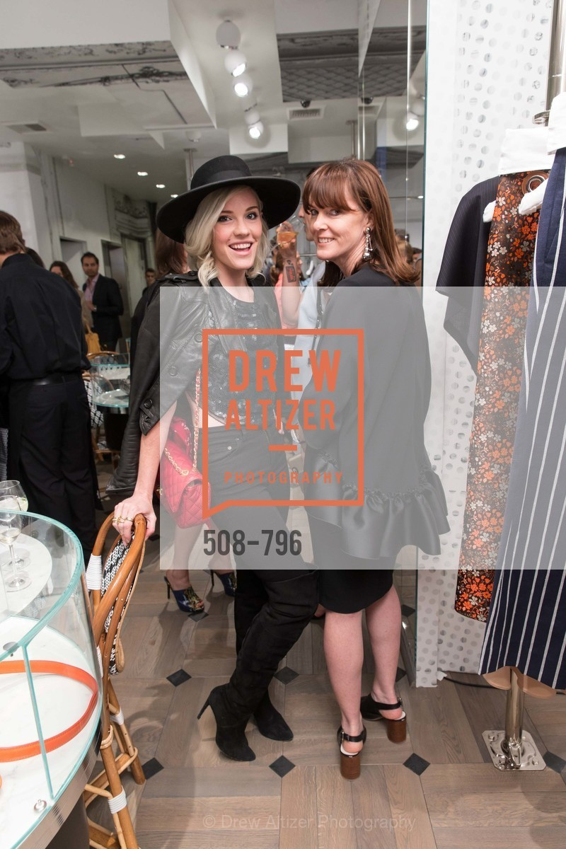 Cara Michelle, Allison Speer, MAISON MARGIELA San Francisco Boutique Grand Opening Event, US, April 23rd, 2015,Drew Altizer, Drew Altizer Photography, full-service agency, private events, San Francisco photographer, photographer california