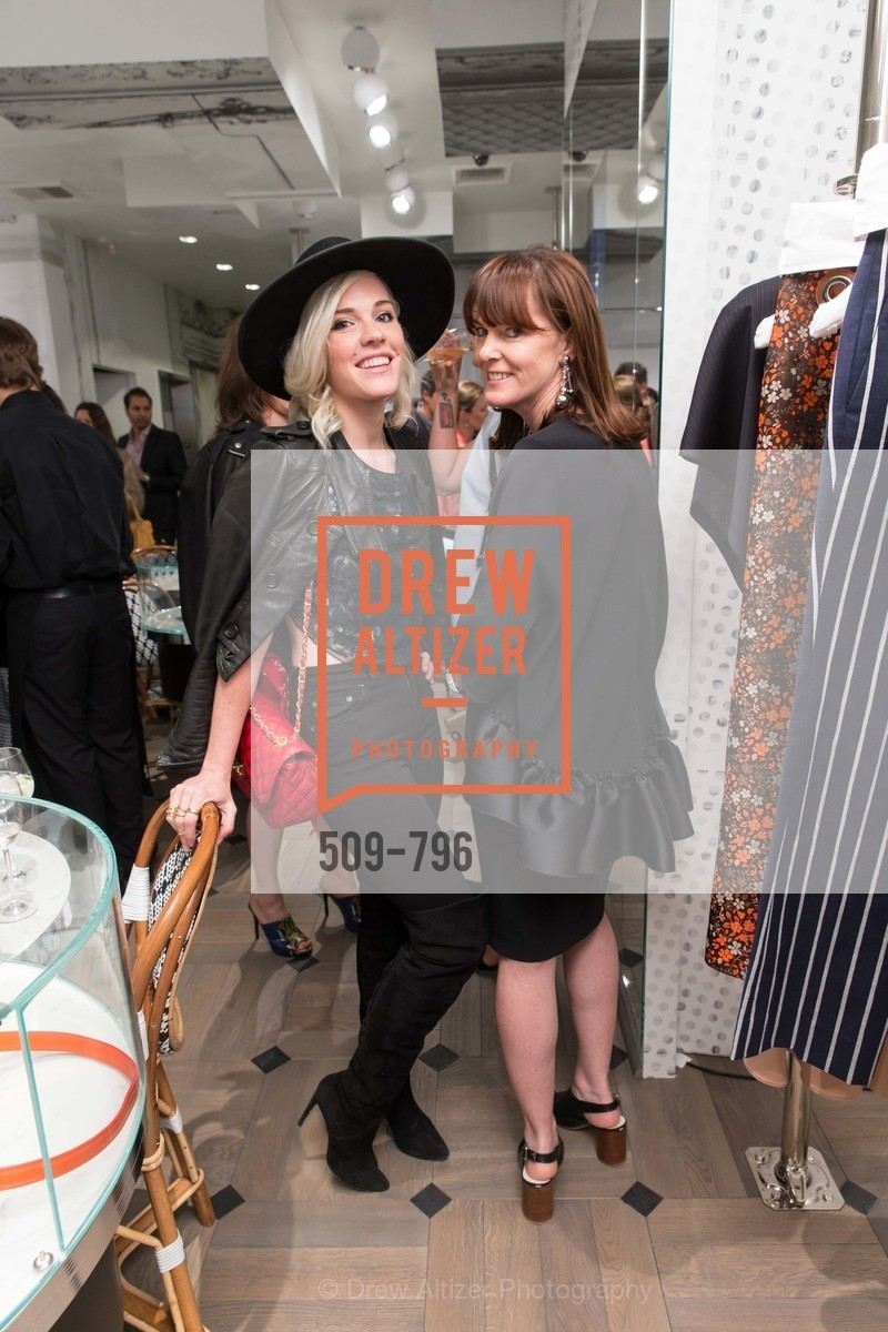 Cara Michelle, Allison Speer, MAISON MARGIELA San Francisco Boutique Grand Opening Event, US, April 24th, 2015,Drew Altizer, Drew Altizer Photography, full-service agency, private events, San Francisco photographer, photographer california