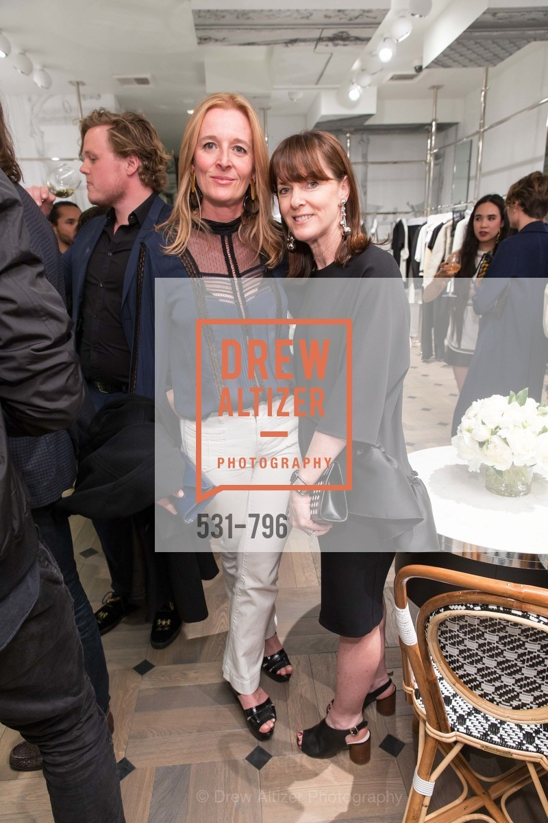 Tricia Sellman, Allison Speer, MAISON MARGIELA San Francisco Boutique Grand Opening Event, US, April 24th, 2015,Drew Altizer, Drew Altizer Photography, full-service agency, private events, San Francisco photographer, photographer california
