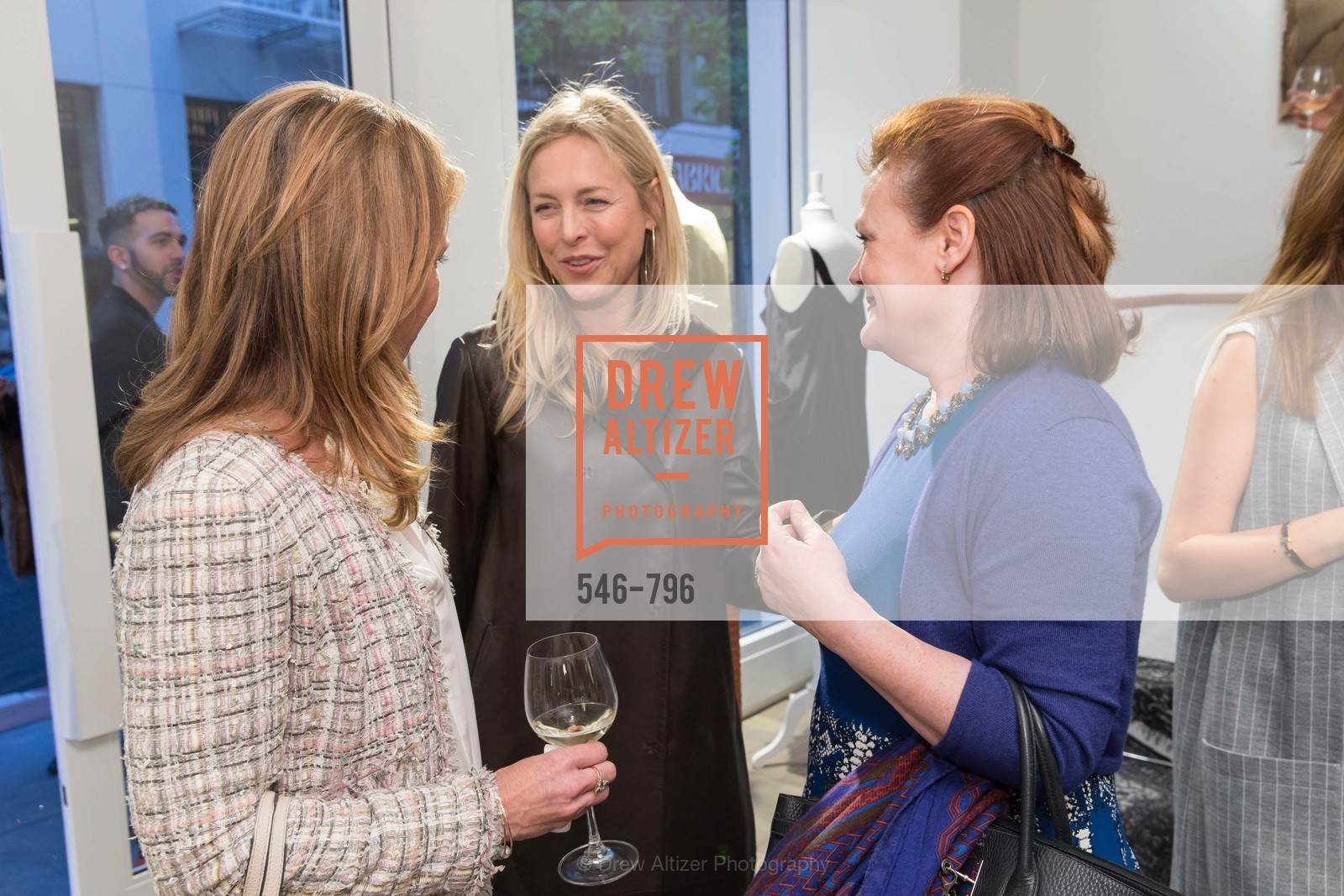 Christine Aylward, Kate Chung, Jennifer Raiser, MAISON MARGIELA San Francisco Boutique Grand Opening Event, US, April 24th, 2015,Drew Altizer, Drew Altizer Photography, full-service agency, private events, San Francisco photographer, photographer california