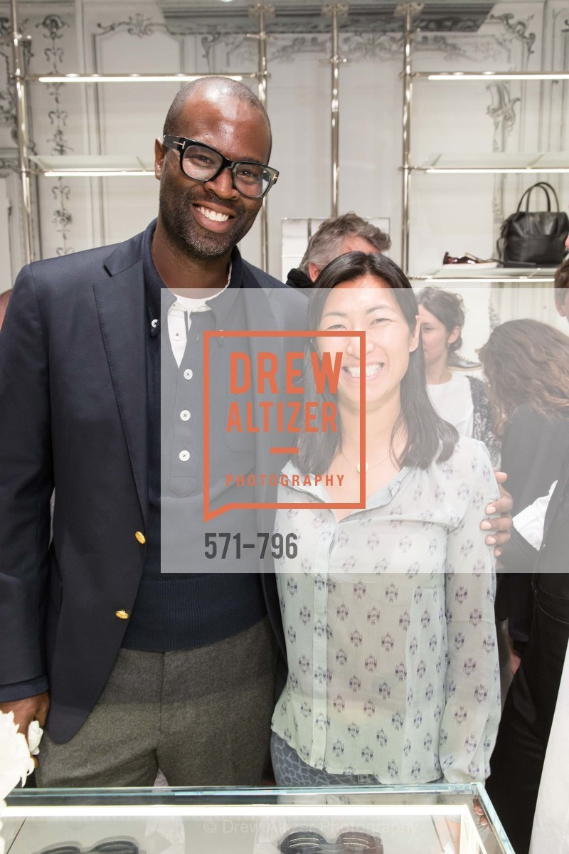 Randy Wells, Jennifer Chan, MAISON MARGIELA San Francisco Boutique Grand Opening Event, US, April 23rd, 2015,Drew Altizer, Drew Altizer Photography, full-service agency, private events, San Francisco photographer, photographer california
