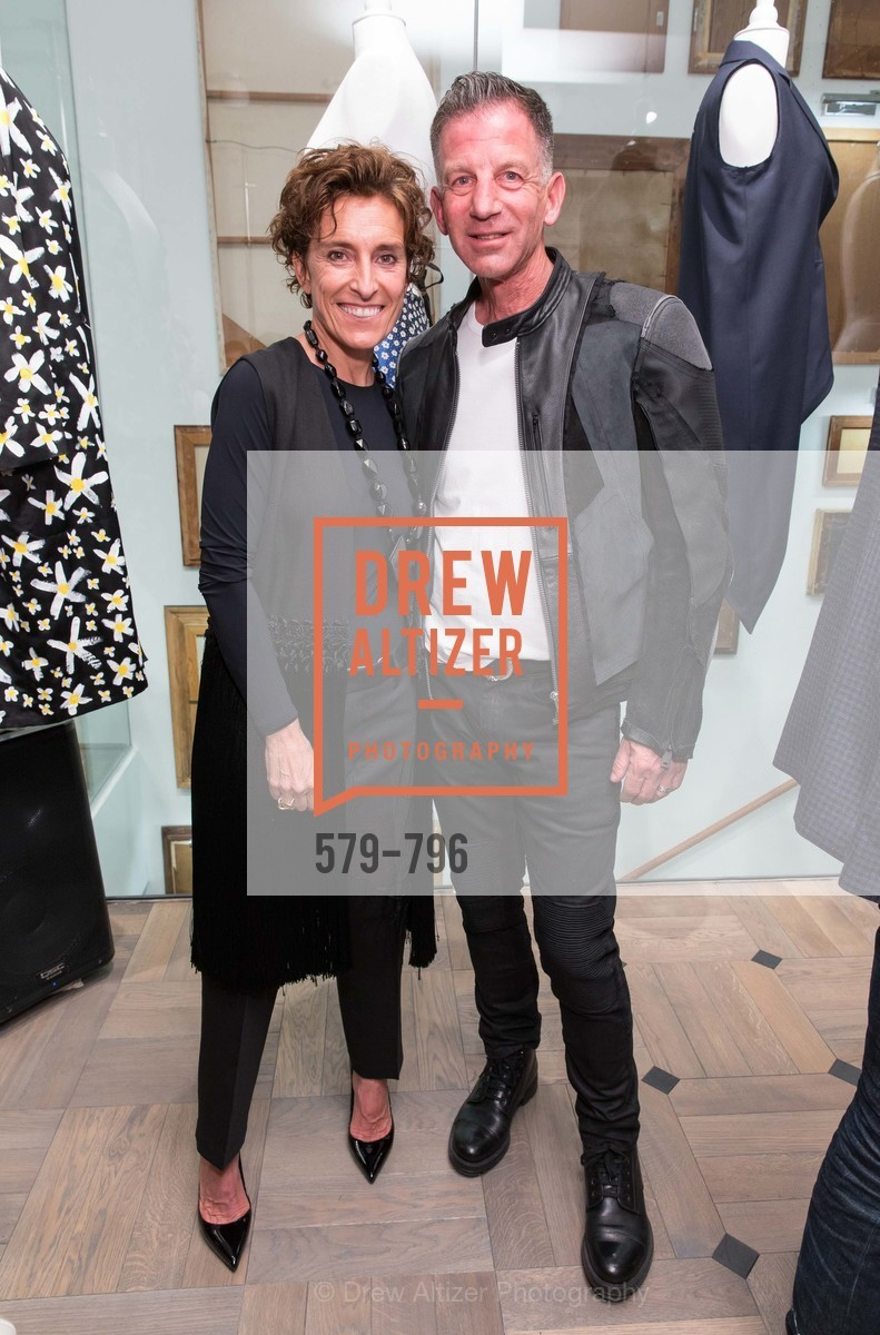 Monica Voltalina, Brad Somberg, MAISON MARGIELA San Francisco Boutique Grand Opening Event, US, April 24th, 2015,Drew Altizer, Drew Altizer Photography, full-service agency, private events, San Francisco photographer, photographer california