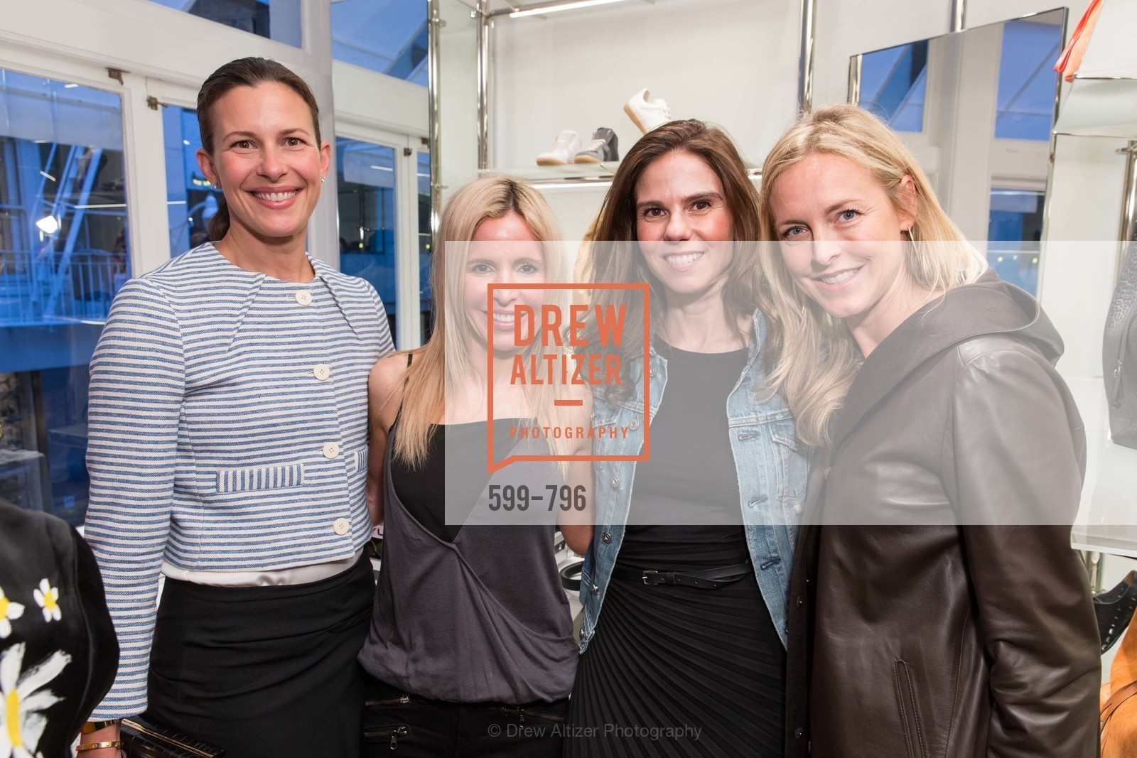 Erin Lowenberg, Lana Adair, Andrea Zola, Kate Chung, MAISON MARGIELA San Francisco Boutique Grand Opening Event, US, April 24th, 2015,Drew Altizer, Drew Altizer Photography, full-service agency, private events, San Francisco photographer, photographer california