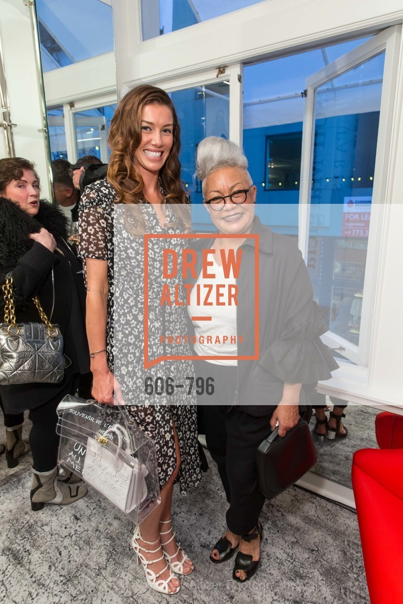 Sarah Somberg, Cocoa Baker, MAISON MARGIELA San Francisco Boutique Grand Opening Event, US, April 24th, 2015,Drew Altizer, Drew Altizer Photography, full-service agency, private events, San Francisco photographer, photographer california
