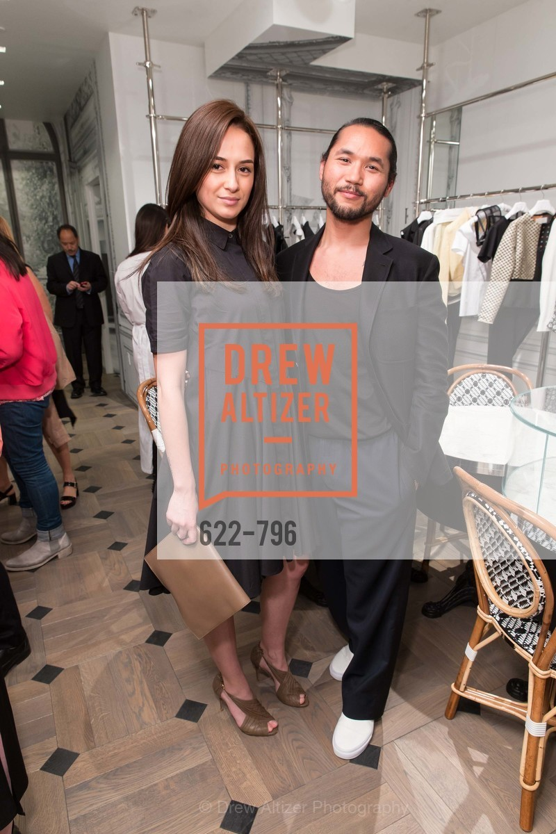 Margaret Holcomb, Ian Raz, MAISON MARGIELA San Francisco Boutique Grand Opening Event, US, April 24th, 2015,Drew Altizer, Drew Altizer Photography, full-service event agency, private events, San Francisco photographer, photographer California
