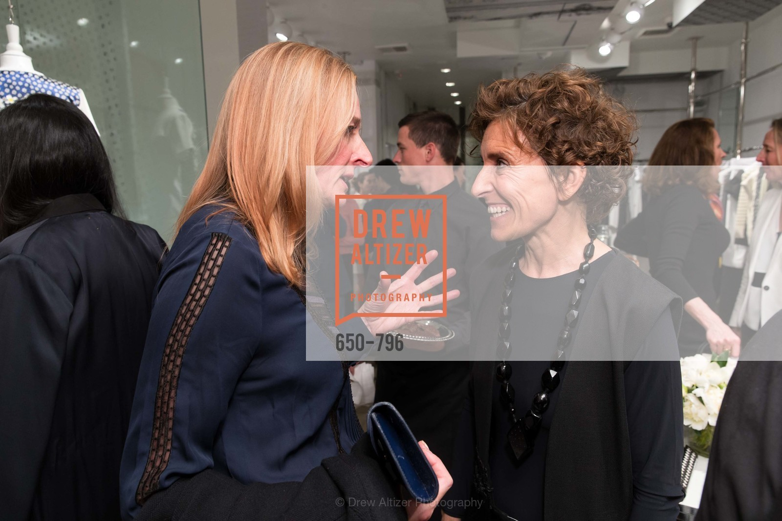 Tricia Sellman, Monica Voltolina, MAISON MARGIELA San Francisco Boutique Grand Opening Event, US, April 24th, 2015,Drew Altizer, Drew Altizer Photography, full-service event agency, private events, San Francisco photographer, photographer California