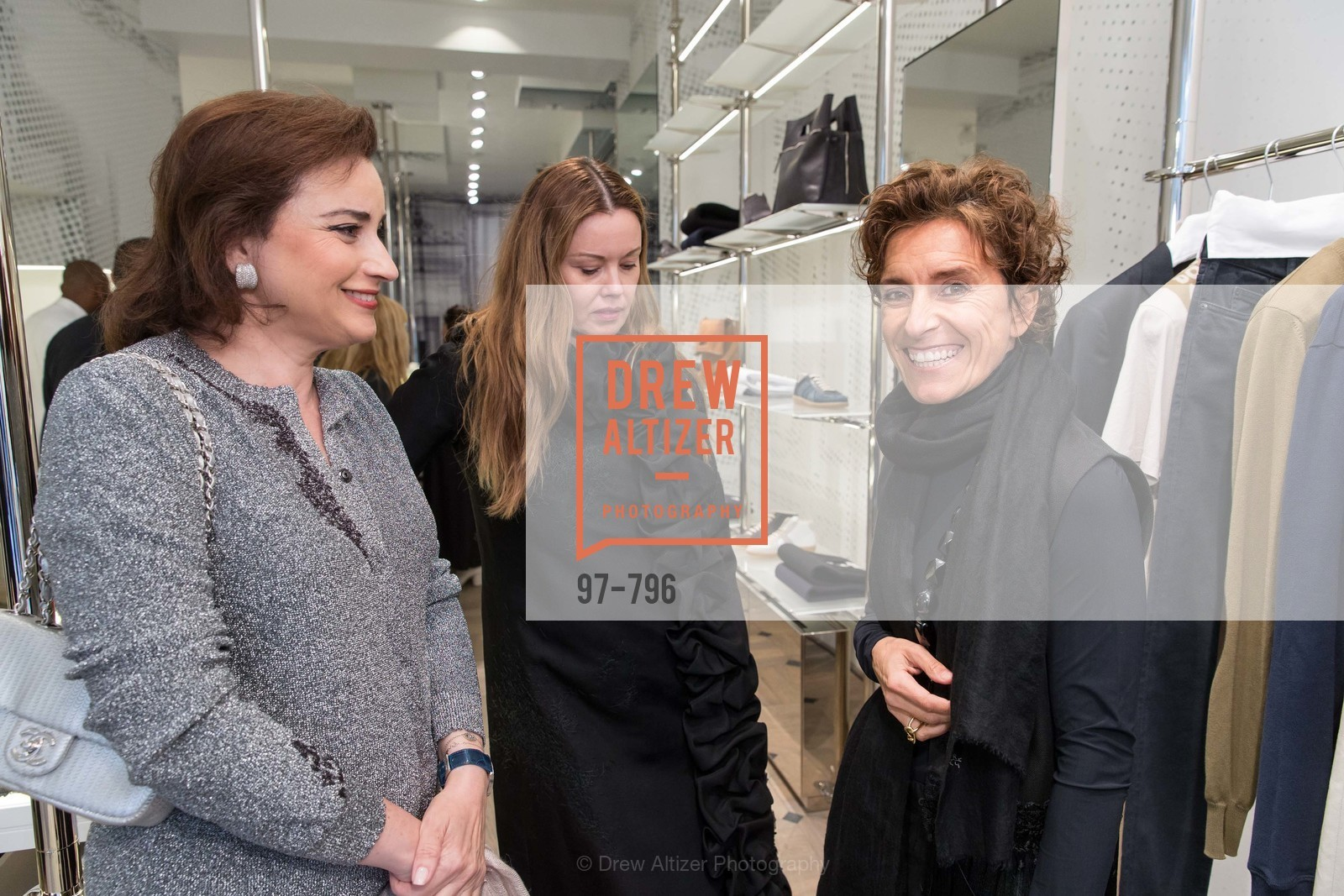 Dolly Chammas, Tatiana Sorokko, Monica Voltolina, MAISON MARGIELA San Francisco Boutique Grand Opening Event, US, April 24th, 2015,Drew Altizer, Drew Altizer Photography, full-service agency, private events, San Francisco photographer, photographer california