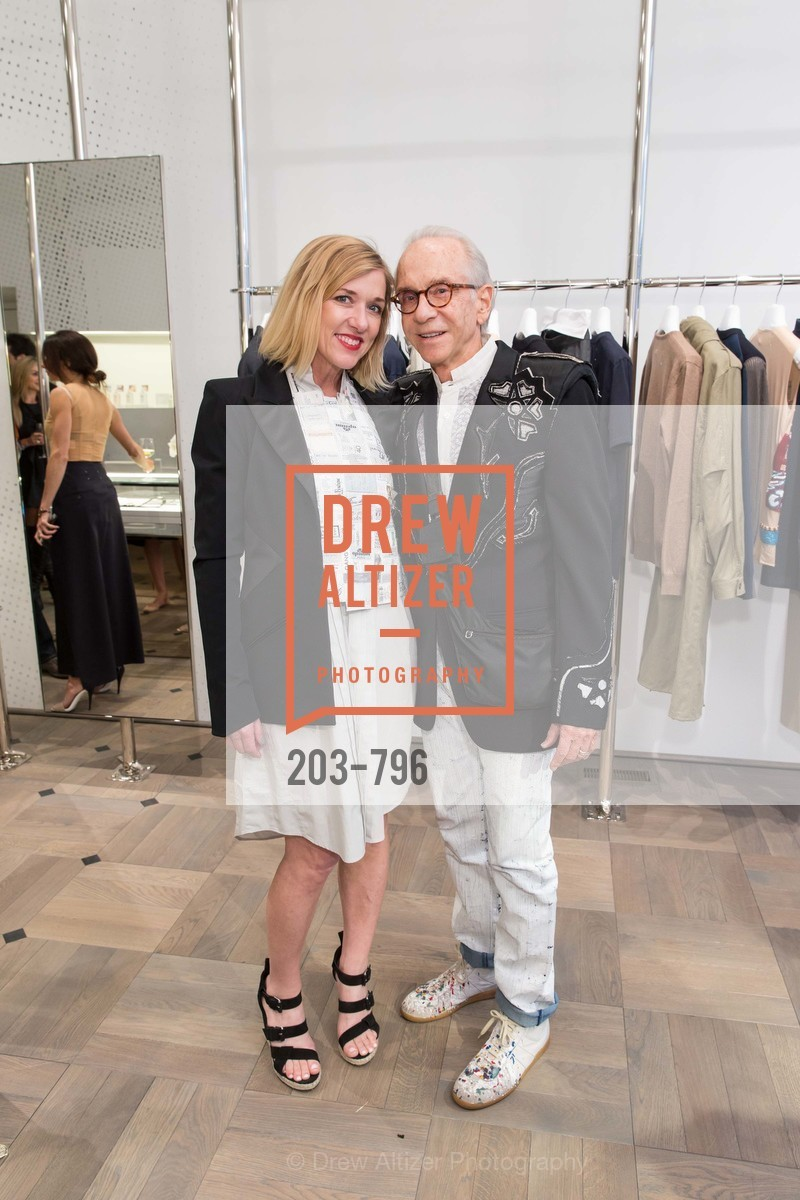 Lara Deam, Norman Stone, MAISON MARGIELA San Francisco Boutique Grand Opening Event, US, April 23rd, 2015,Drew Altizer, Drew Altizer Photography, full-service agency, private events, San Francisco photographer, photographer california
