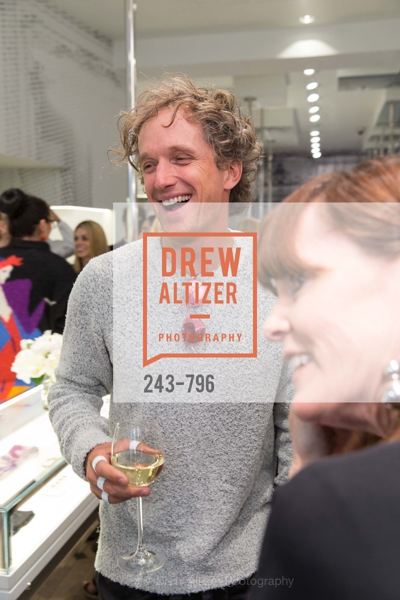 Yves Behar, MAISON MARGIELA San Francisco Boutique Grand Opening Event, US, April 23rd, 2015,Drew Altizer, Drew Altizer Photography, full-service agency, private events, San Francisco photographer, photographer california