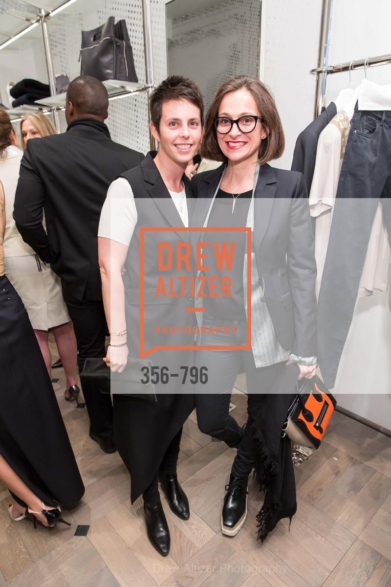Jessica Silverman, Sarah Thornton, MAISON MARGIELA San Francisco Boutique Grand Opening Event, US, April 24th, 2015,Drew Altizer, Drew Altizer Photography, full-service agency, private events, San Francisco photographer, photographer california