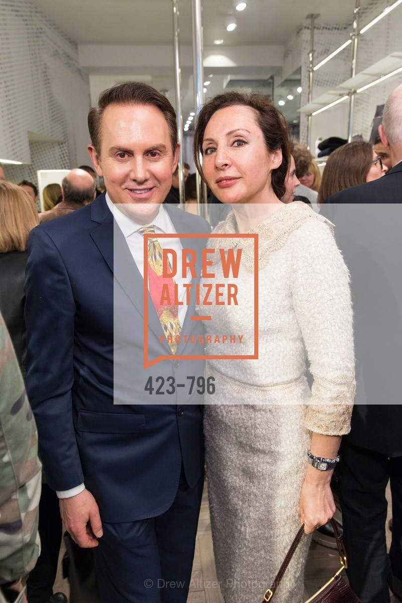 Joel Goodrich, Clara Shayevich, MAISON MARGIELA San Francisco Boutique Grand Opening Event, US, April 24th, 2015,Drew Altizer, Drew Altizer Photography, full-service agency, private events, San Francisco photographer, photographer california