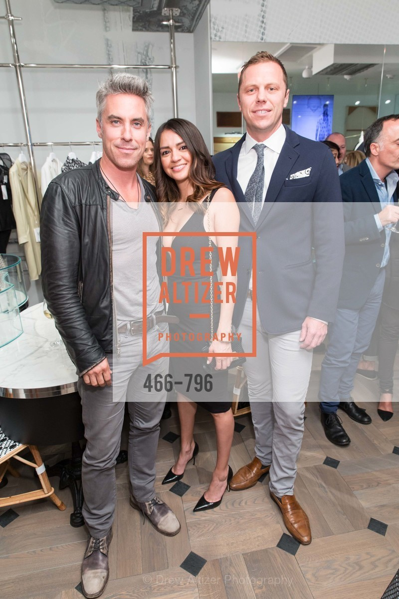 Eoin Harrington, Cynthia Fuentes, Cassidy Zerrer, MAISON MARGIELA San Francisco Boutique Grand Opening Event, US, April 23rd, 2015,Drew Altizer, Drew Altizer Photography, full-service agency, private events, San Francisco photographer, photographer california