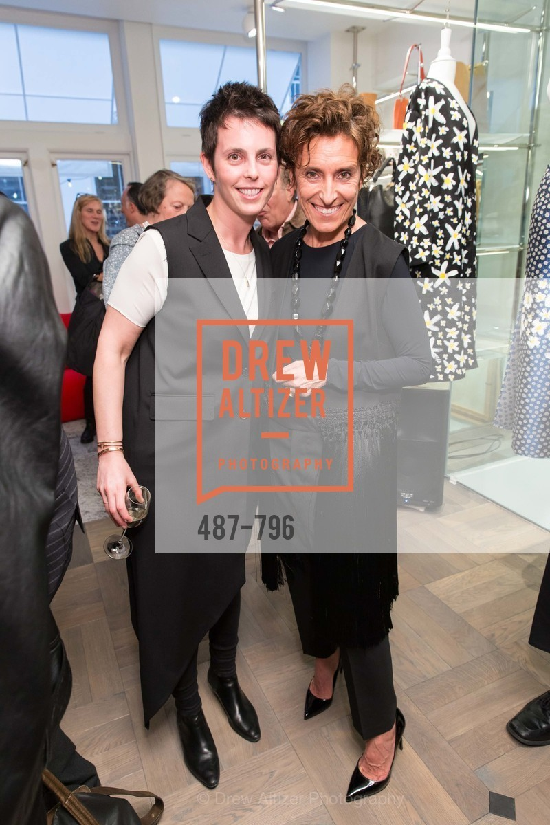 Jessica Silverman, Monica Voltolina, MAISON MARGIELA San Francisco Boutique Grand Opening Event, US, April 24th, 2015,Drew Altizer, Drew Altizer Photography, full-service agency, private events, San Francisco photographer, photographer california