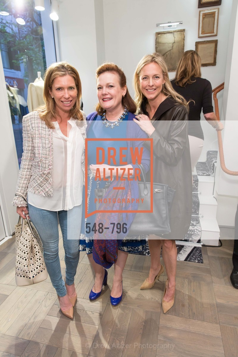 Christine Aylward, Jennifer Raiser, Kate Chung, MAISON MARGIELA San Francisco Boutique Grand Opening Event, US, April 23rd, 2015,Drew Altizer, Drew Altizer Photography, full-service agency, private events, San Francisco photographer, photographer california
