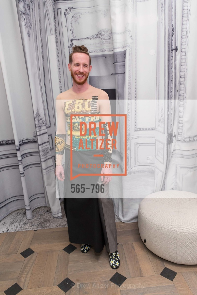 Scott Schorn, MAISON MARGIELA San Francisco Boutique Grand Opening Event, US, April 24th, 2015,Drew Altizer, Drew Altizer Photography, full-service agency, private events, San Francisco photographer, photographer california