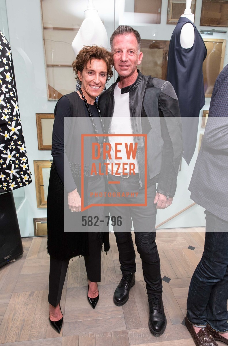 Monica Voltalina, Brad Somberg, MAISON MARGIELA San Francisco Boutique Grand Opening Event, US, April 23rd, 2015,Drew Altizer, Drew Altizer Photography, full-service agency, private events, San Francisco photographer, photographer california