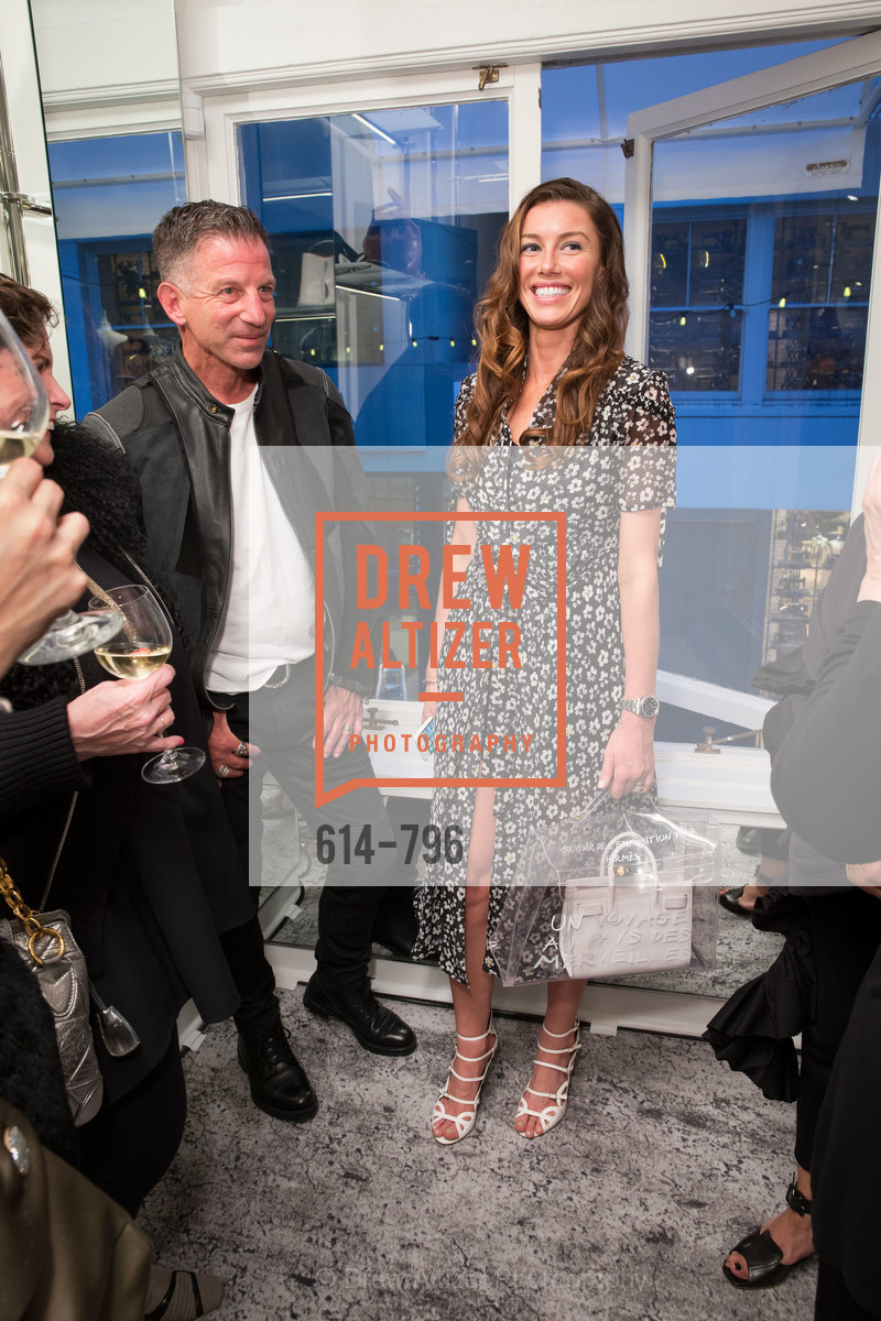 Brad Somberg, Sarah Somberg, MAISON MARGIELA San Francisco Boutique Grand Opening Event, US, April 24th, 2015,Drew Altizer, Drew Altizer Photography, full-service agency, private events, San Francisco photographer, photographer california