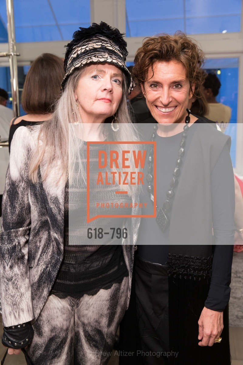 Madeleine Fitzpatrick, Monica Voltolina, MAISON MARGIELA San Francisco Boutique Grand Opening Event, US, April 23rd, 2015,Drew Altizer, Drew Altizer Photography, full-service agency, private events, San Francisco photographer, photographer california