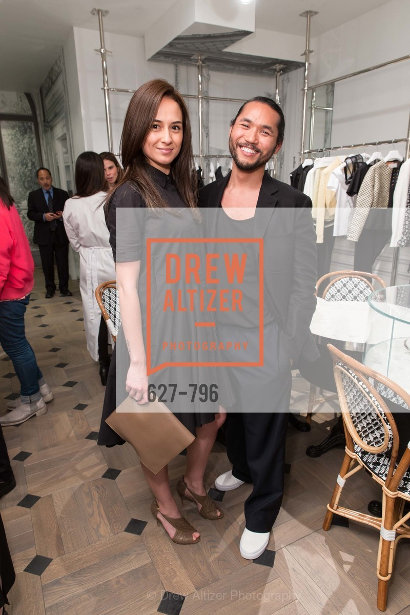Margaret Holcomb, Ian Raz, MAISON MARGIELA San Francisco Boutique Grand Opening Event, US, April 24th, 2015,Drew Altizer, Drew Altizer Photography, full-service agency, private events, San Francisco photographer, photographer california