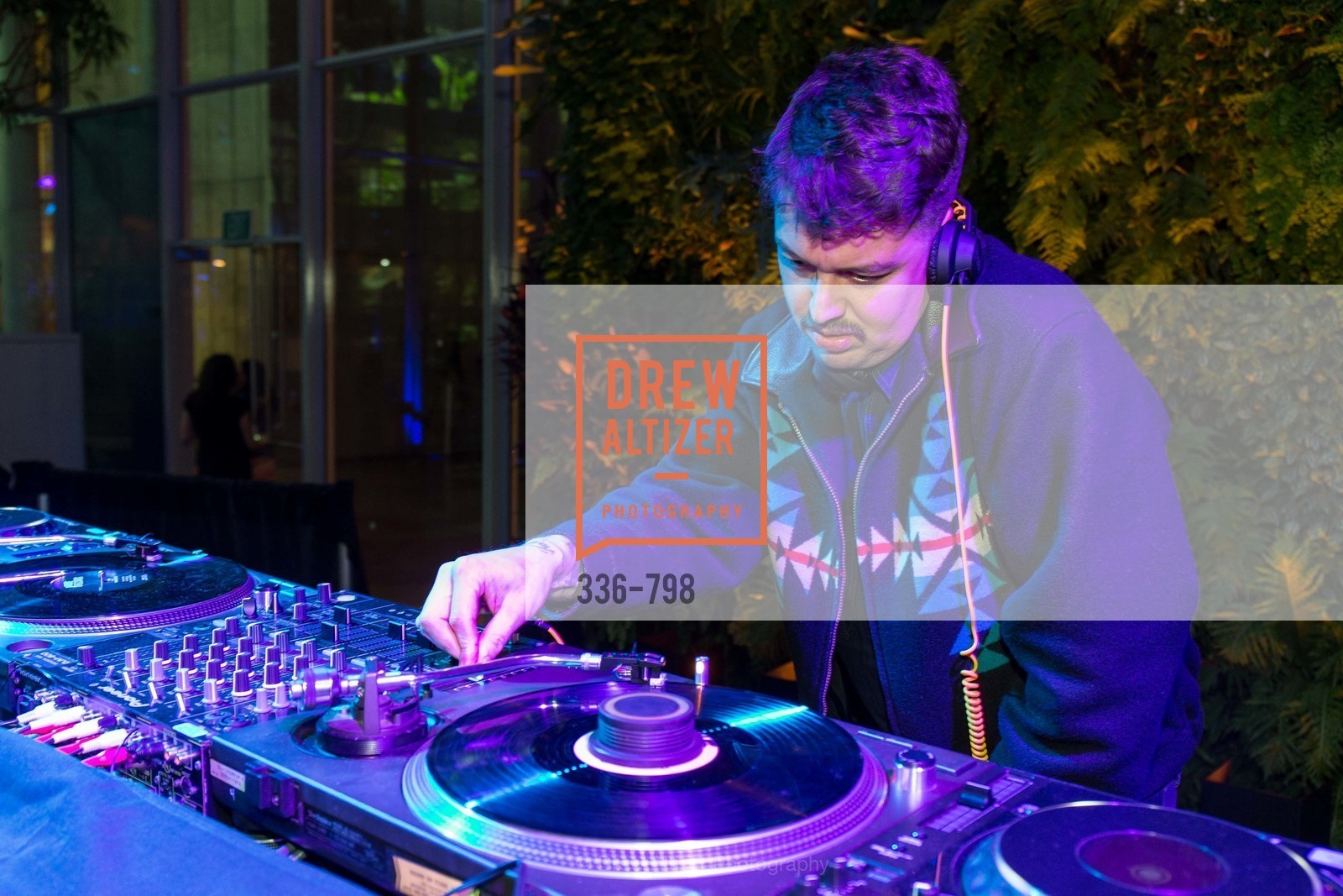DJ Bin Sol, CALIFORNIA ACADEMY OF SCIENCES - Big Bang Gala 2015, US, April 24th, 2015,Drew Altizer, Drew Altizer Photography, full-service agency, private events, San Francisco photographer, photographer california