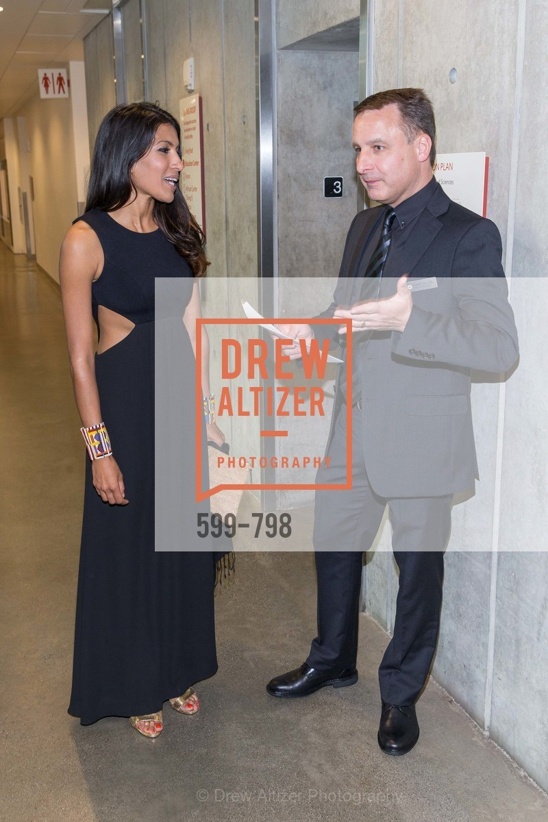 Leila Janah, Jon Foley, CALIFORNIA ACADEMY OF SCIENCES - Big Bang Gala 2015, US, April 24th, 2015,Drew Altizer, Drew Altizer Photography, full-service agency, private events, San Francisco photographer, photographer california