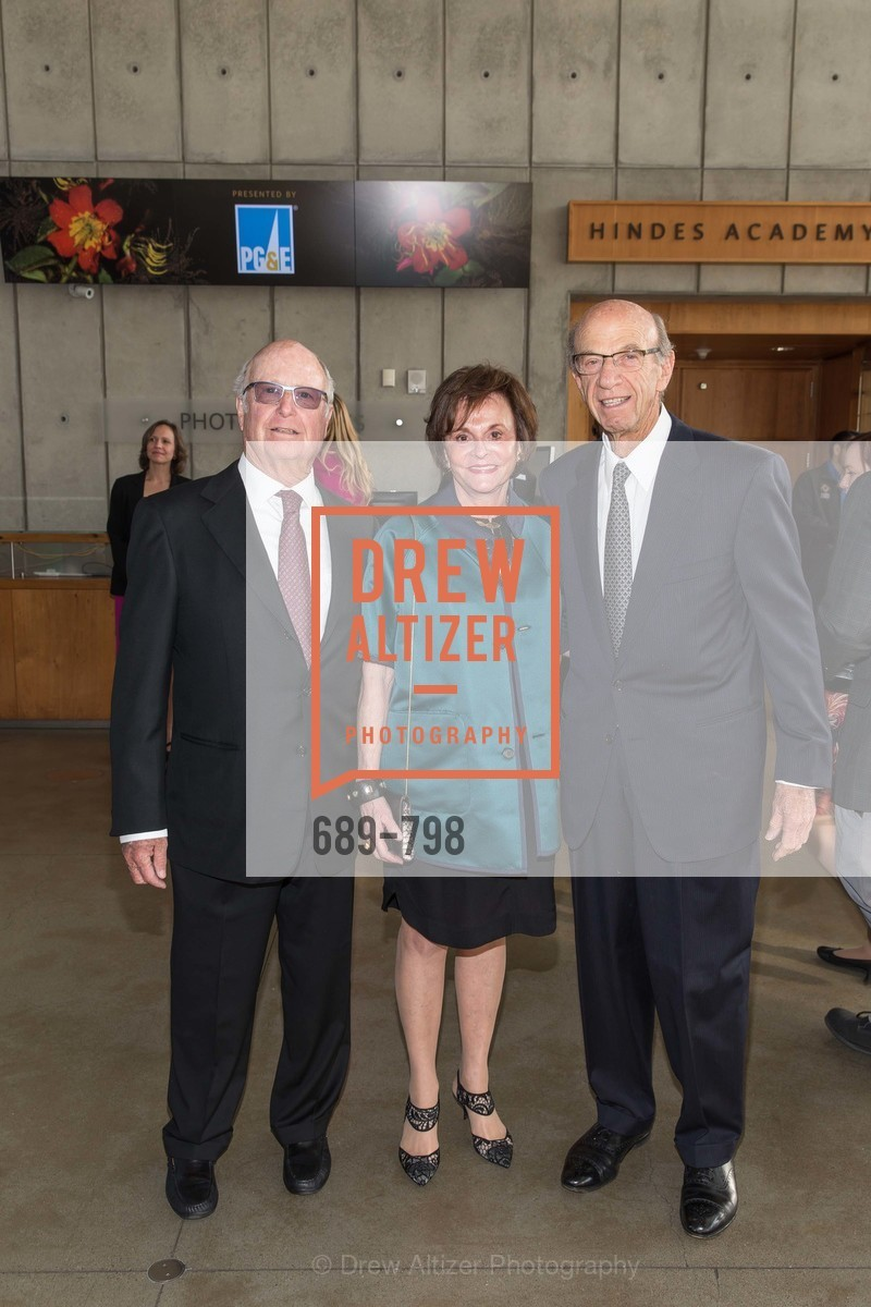 Harold Zlot, Mary Zlot, Bill Fisher, CALIFORNIA ACADEMY OF SCIENCES - Big Bang Gala 2015, US, April 24th, 2015,Drew Altizer, Drew Altizer Photography, full-service event agency, private events, San Francisco photographer, photographer California