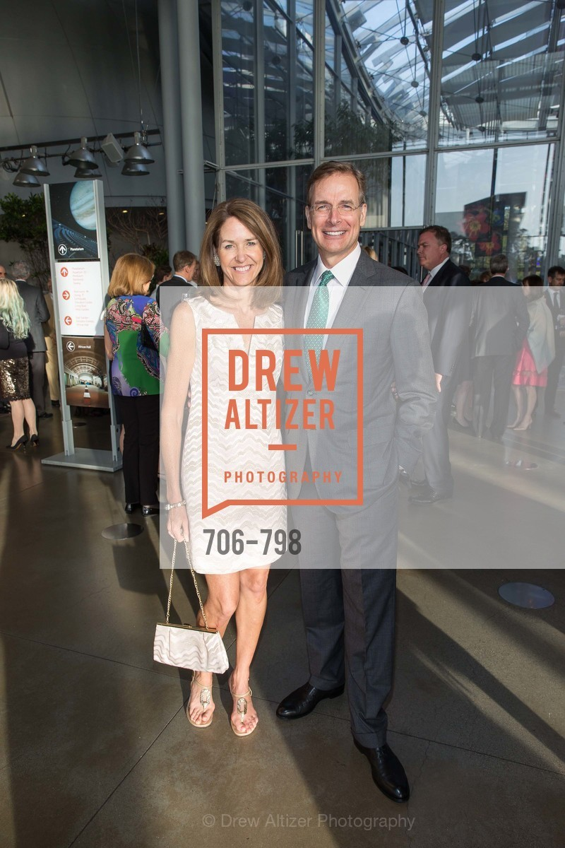 Robin Donohoe, John Atwater, CALIFORNIA ACADEMY OF SCIENCES - Big Bang Gala 2015, US, April 24th, 2015,Drew Altizer, Drew Altizer Photography, full-service event agency, private events, San Francisco photographer, photographer California
