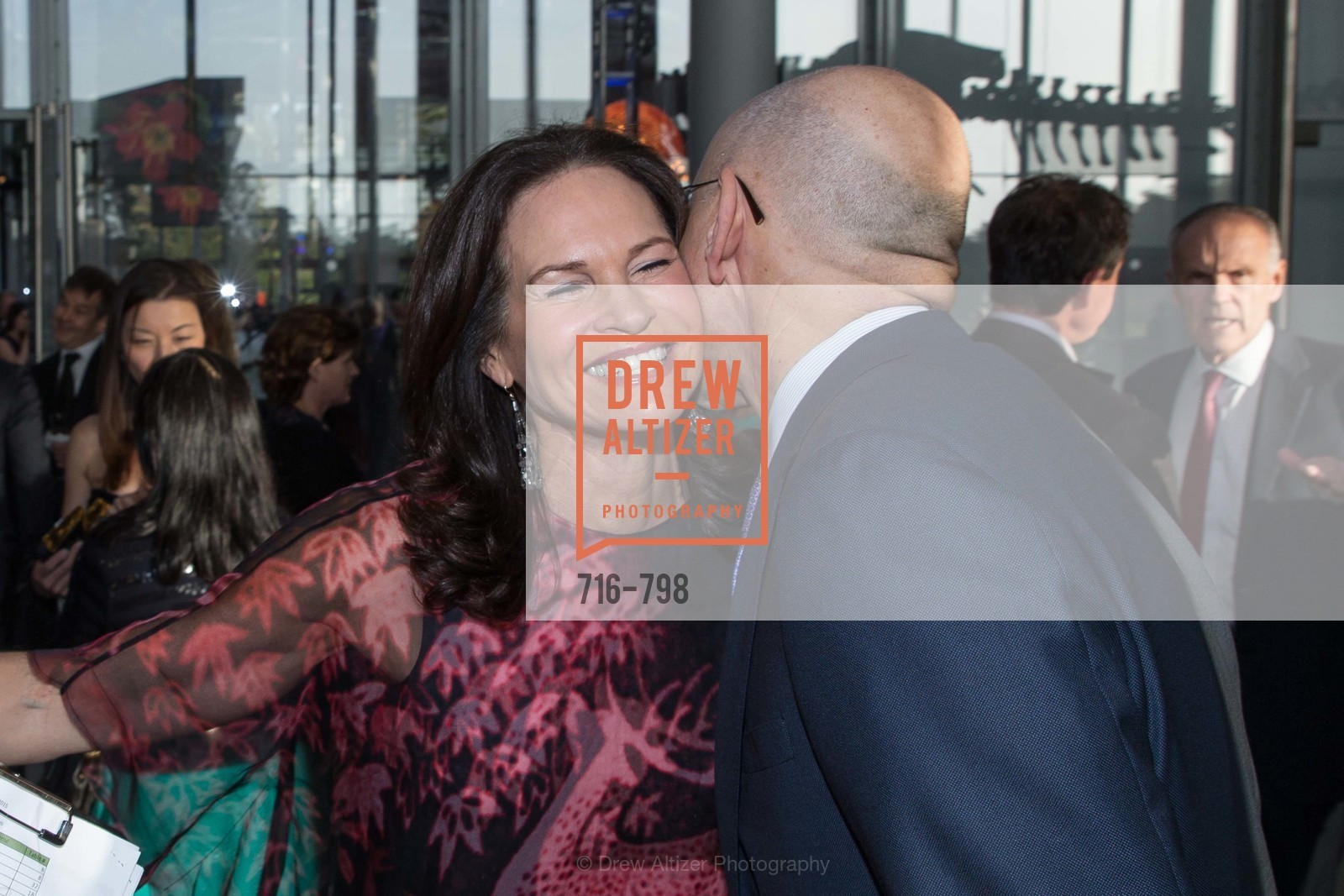 Randi Fisher, Jerome Vascallero, CALIFORNIA ACADEMY OF SCIENCES - Big Bang Gala 2015, US, April 24th, 2015,Drew Altizer, Drew Altizer Photography, full-service agency, private events, San Francisco photographer, photographer california