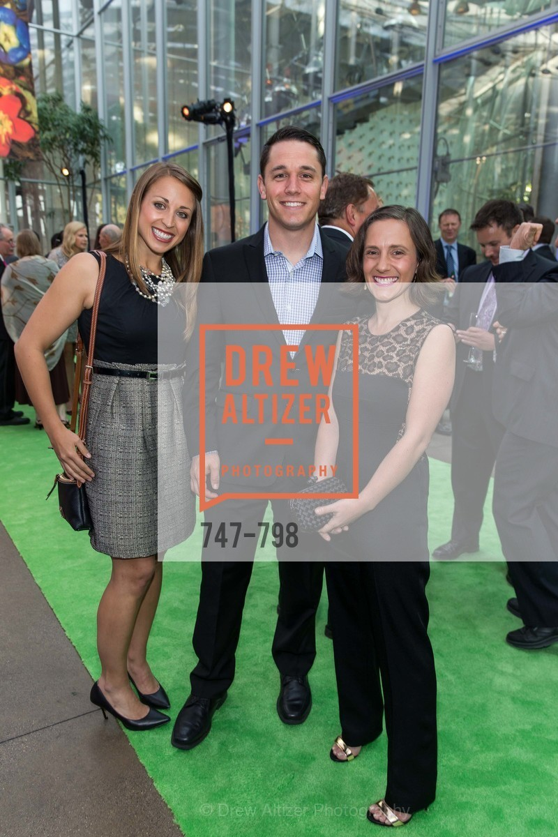 Jenny Calvert, Steve Rodriguez, Becca Prowda, CALIFORNIA ACADEMY OF SCIENCES - Big Bang Gala 2015, US, April 24th, 2015,Drew Altizer, Drew Altizer Photography, full-service agency, private events, San Francisco photographer, photographer california
