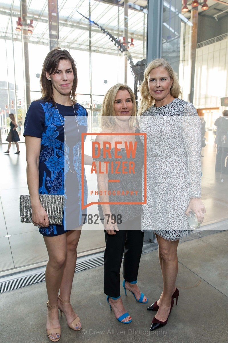 Nicole Schuetz, Summer Tompkins Walker, Virginia Tusher, CALIFORNIA ACADEMY OF SCIENCES - Big Bang Gala 2015, US, April 24th, 2015,Drew Altizer, Drew Altizer Photography, full-service agency, private events, San Francisco photographer, photographer california