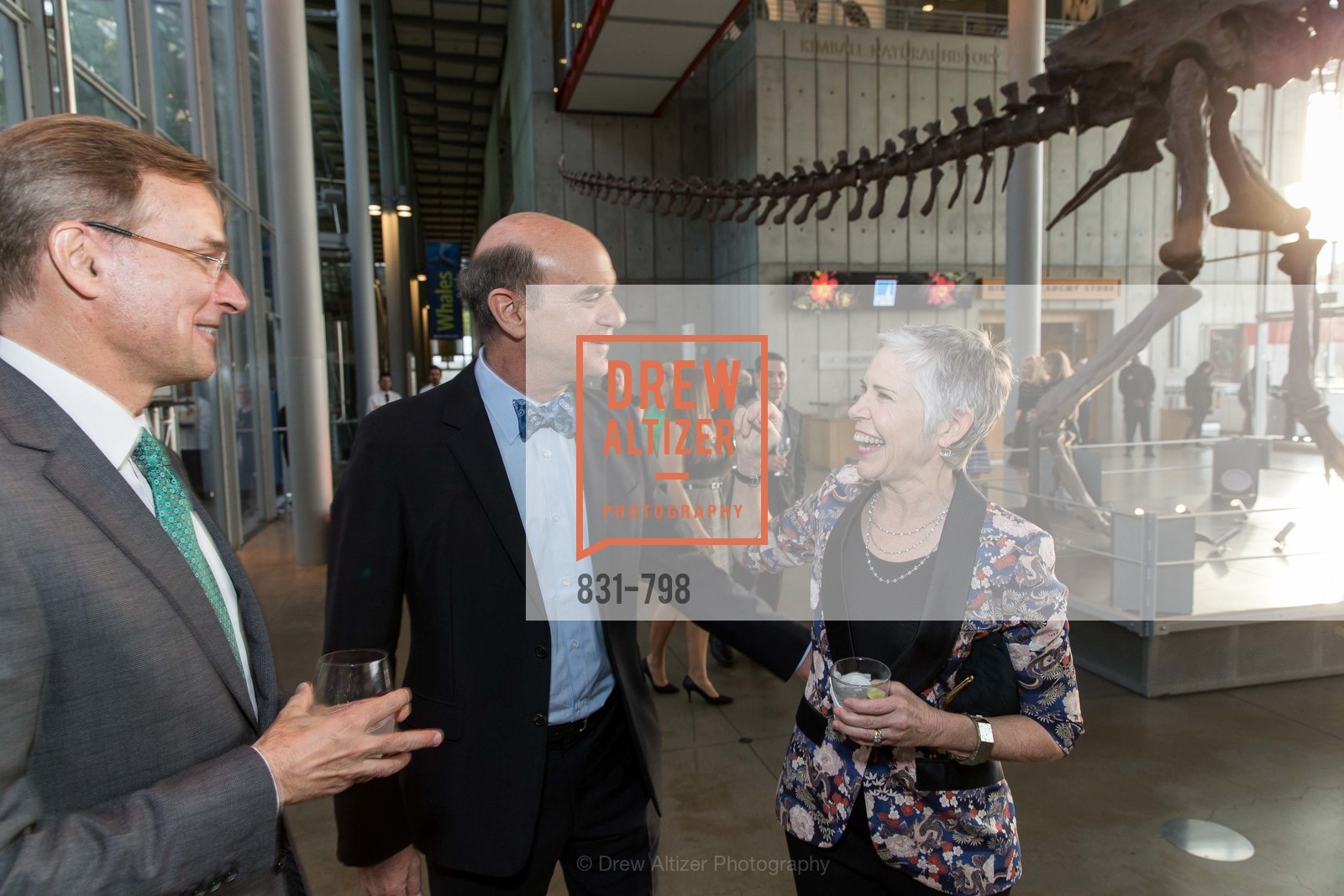 John Atwater, Bob Fisher, Laura Lazarus, CALIFORNIA ACADEMY OF SCIENCES - Big Bang Gala 2015, US, April 24th, 2015,Drew Altizer, Drew Altizer Photography, full-service agency, private events, San Francisco photographer, photographer california