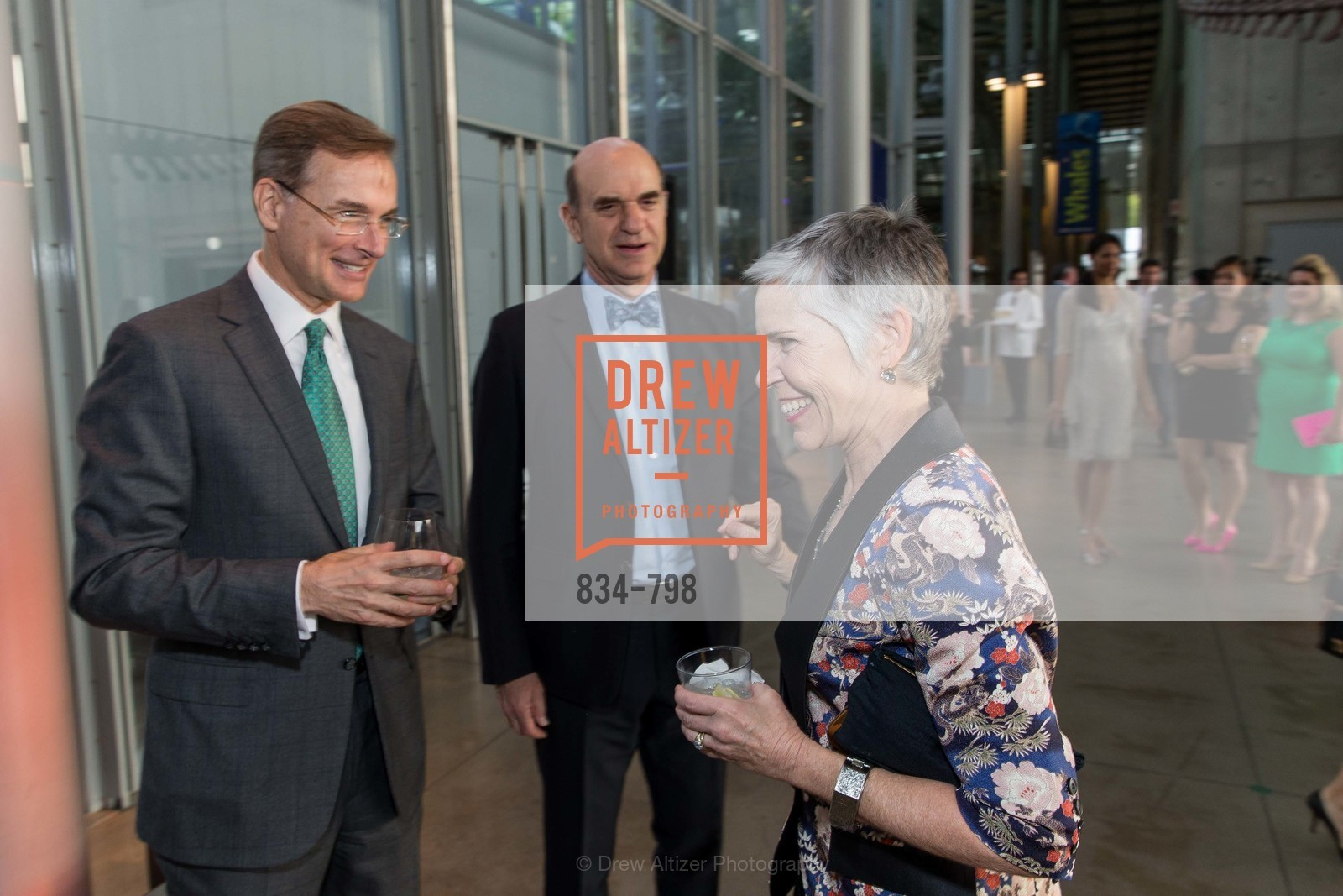 John Atwater, Bob Fisher, Laura Lazarus, CALIFORNIA ACADEMY OF SCIENCES - Big Bang Gala 2015, US, April 23rd, 2015,Drew Altizer, Drew Altizer Photography, full-service agency, private events, San Francisco photographer, photographer california