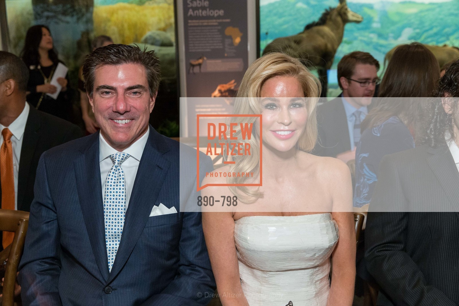 Bandel Carano, Paula Carano, CALIFORNIA ACADEMY OF SCIENCES - Big Bang Gala 2015, US, April 23rd, 2015,Drew Altizer, Drew Altizer Photography, full-service agency, private events, San Francisco photographer, photographer california