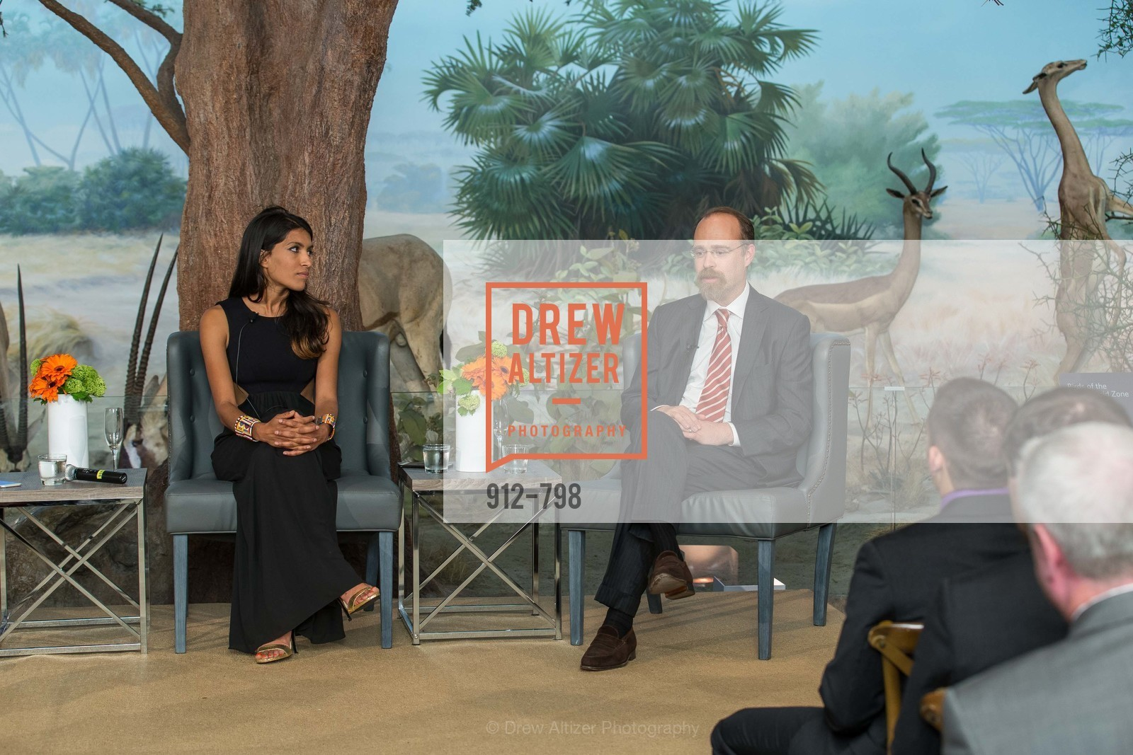 Leila Janah, Adam Messinger, CALIFORNIA ACADEMY OF SCIENCES - Big Bang Gala 2015, US, April 24th, 2015,Drew Altizer, Drew Altizer Photography, full-service event agency, private events, San Francisco photographer, photographer California