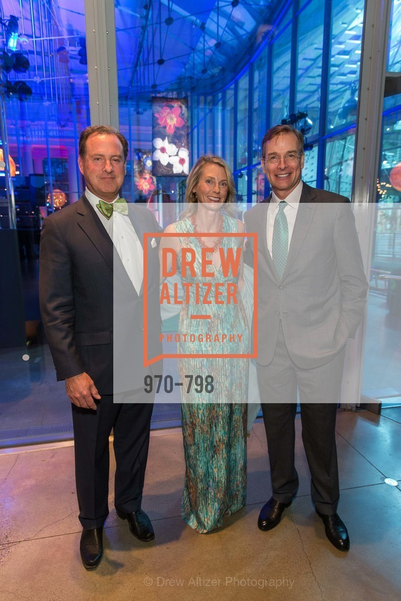 John Christiansen, Jennifer Caldwell, John Atwater, CALIFORNIA ACADEMY OF SCIENCES - Big Bang Gala 2015, US, April 24th, 2015,Drew Altizer, Drew Altizer Photography, full-service agency, private events, San Francisco photographer, photographer california
