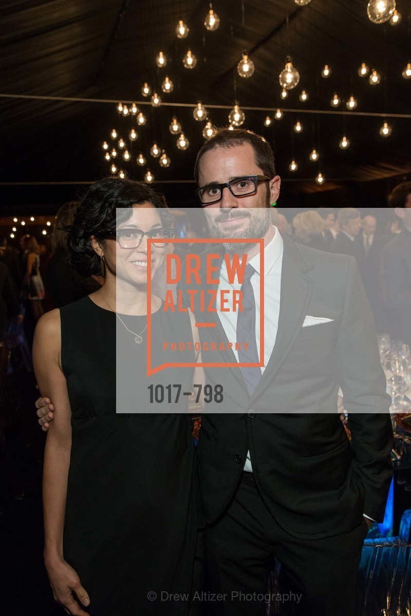 Sarah Williams, Evan Williams, CALIFORNIA ACADEMY OF SCIENCES - Big Bang Gala 2015, US, April 24th, 2015,Drew Altizer, Drew Altizer Photography, full-service event agency, private events, San Francisco photographer, photographer California