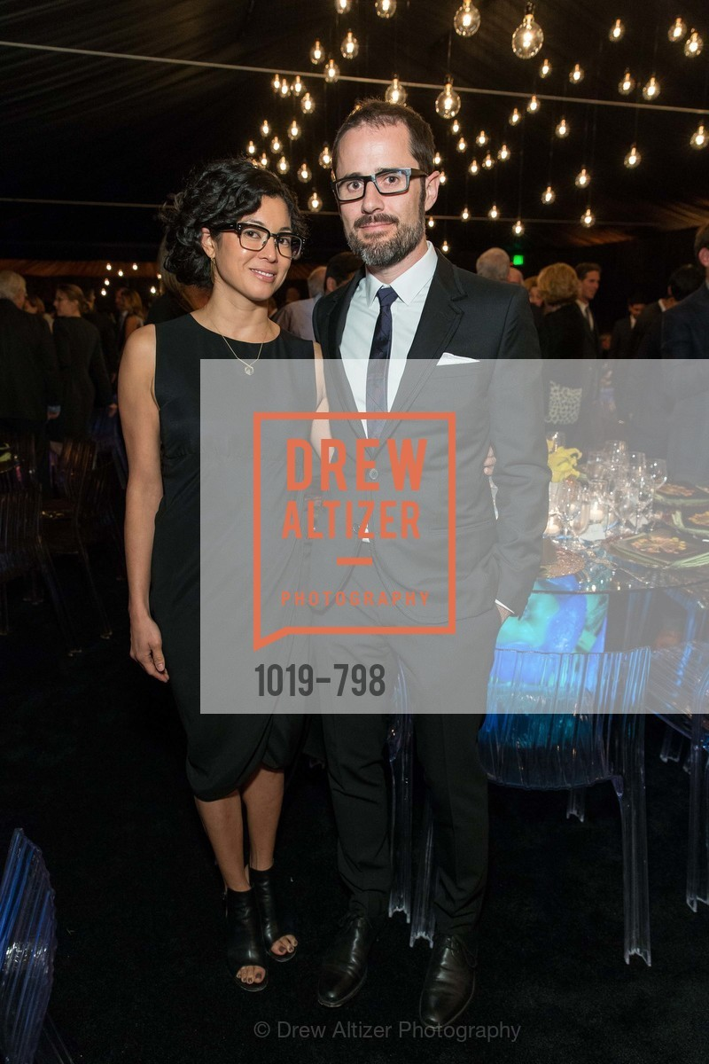 Sarah Williams, Evan Williams, CALIFORNIA ACADEMY OF SCIENCES - Big Bang Gala 2015, US, April 24th, 2015,Drew Altizer, Drew Altizer Photography, full-service agency, private events, San Francisco photographer, photographer california