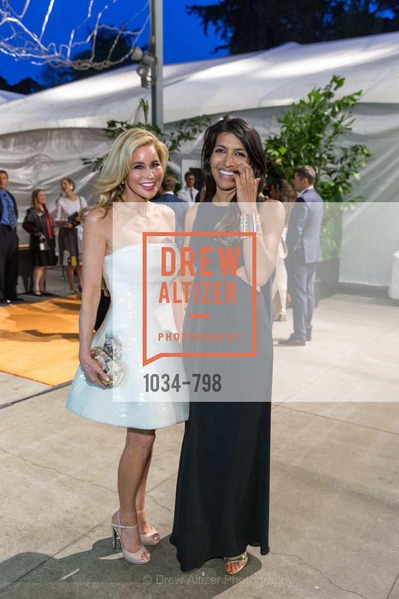 Paula Carano, Leila Janah, CALIFORNIA ACADEMY OF SCIENCES - Big Bang Gala 2015, US, April 24th, 2015