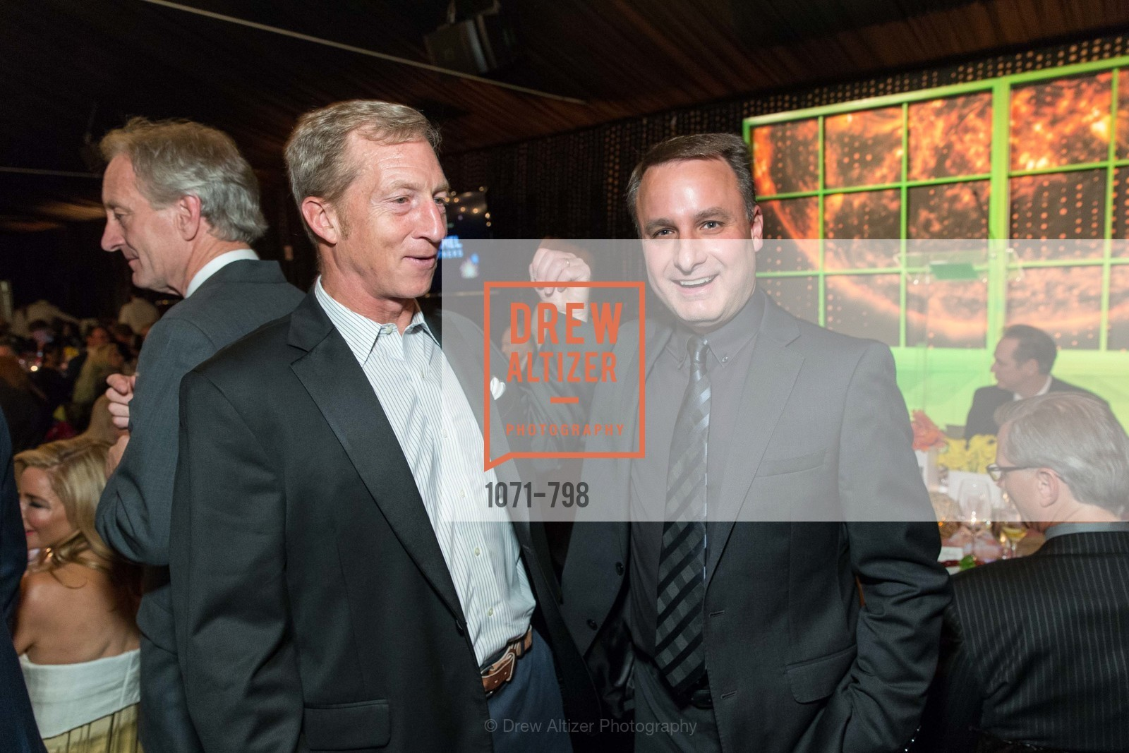 Tom Steyer, Jon Foley, CALIFORNIA ACADEMY OF SCIENCES - Big Bang Gala 2015, US, April 24th, 2015,Drew Altizer, Drew Altizer Photography, full-service agency, private events, San Francisco photographer, photographer california