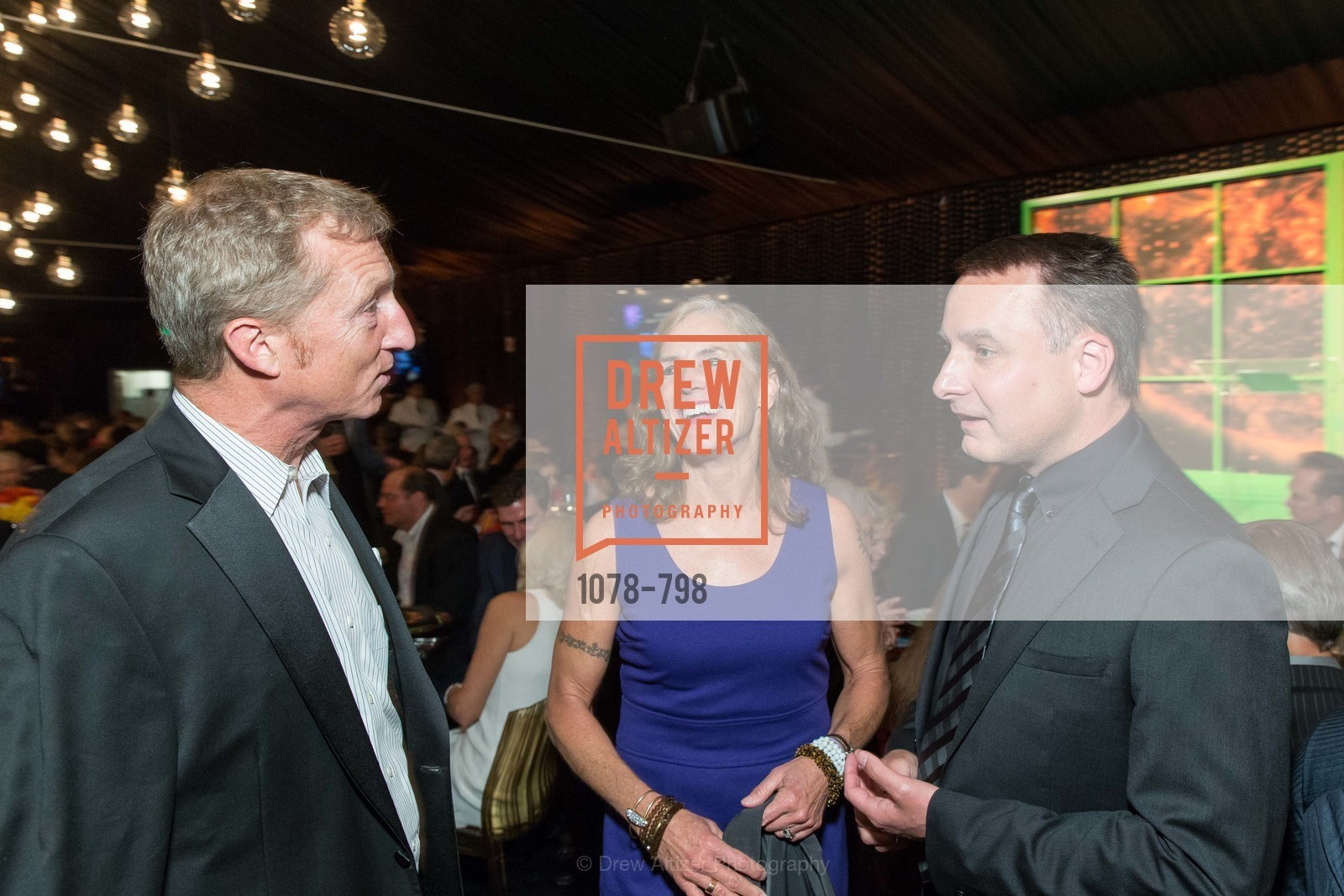 Tom Steyer, Kat Taylor, Jon Foley, CALIFORNIA ACADEMY OF SCIENCES - Big Bang Gala 2015, US, April 24th, 2015,Drew Altizer, Drew Altizer Photography, full-service agency, private events, San Francisco photographer, photographer california