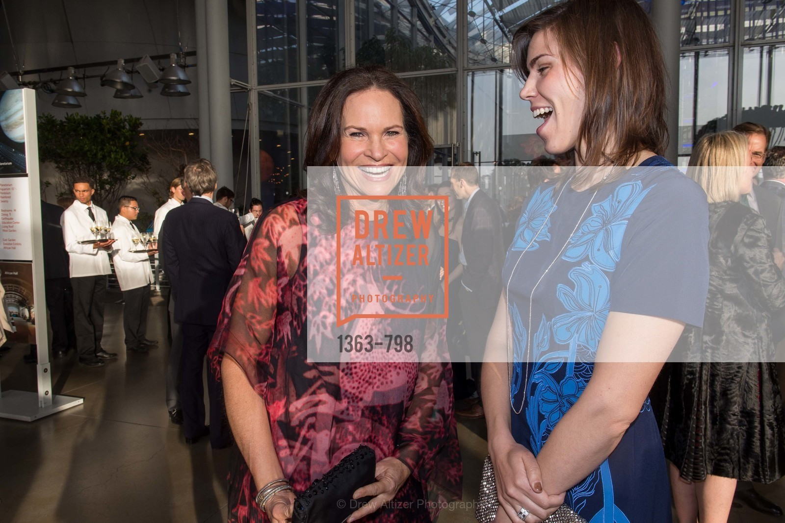 Randi Fisher, Nicole Schuetz, CALIFORNIA ACADEMY OF SCIENCES - Big Bang Gala 2015, US, April 23rd, 2015,Drew Altizer, Drew Altizer Photography, full-service agency, private events, San Francisco photographer, photographer california