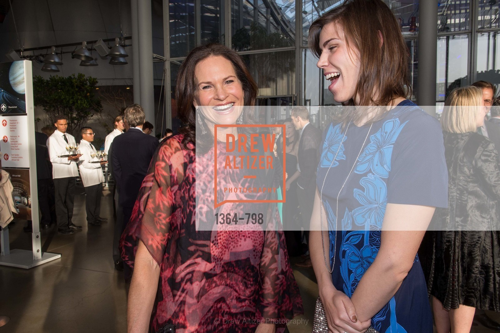 Randi Fisher, Nicole Schuetz, CALIFORNIA ACADEMY OF SCIENCES - Big Bang Gala 2015, US, April 24th, 2015,Drew Altizer, Drew Altizer Photography, full-service agency, private events, San Francisco photographer, photographer california