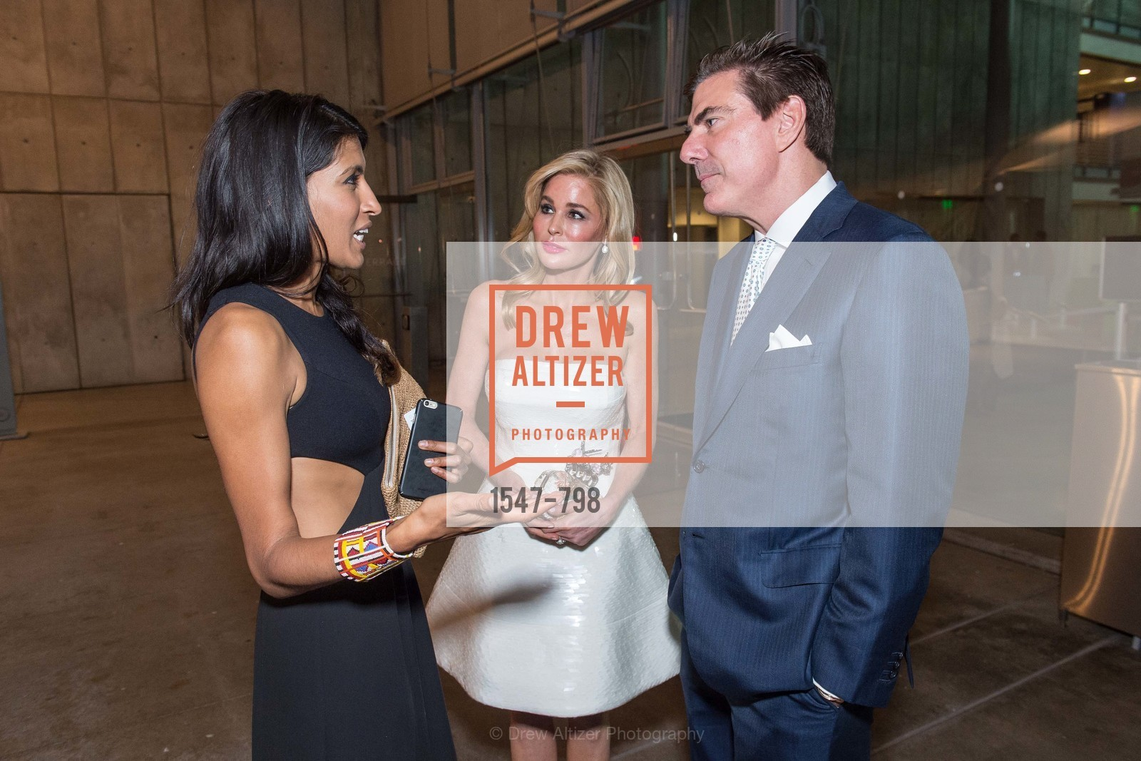 Leila Janah, Paula Carano, Bandel Carano, CALIFORNIA ACADEMY OF SCIENCES - Big Bang Gala 2015, US, April 24th, 2015,Drew Altizer, Drew Altizer Photography, full-service agency, private events, San Francisco photographer, photographer california