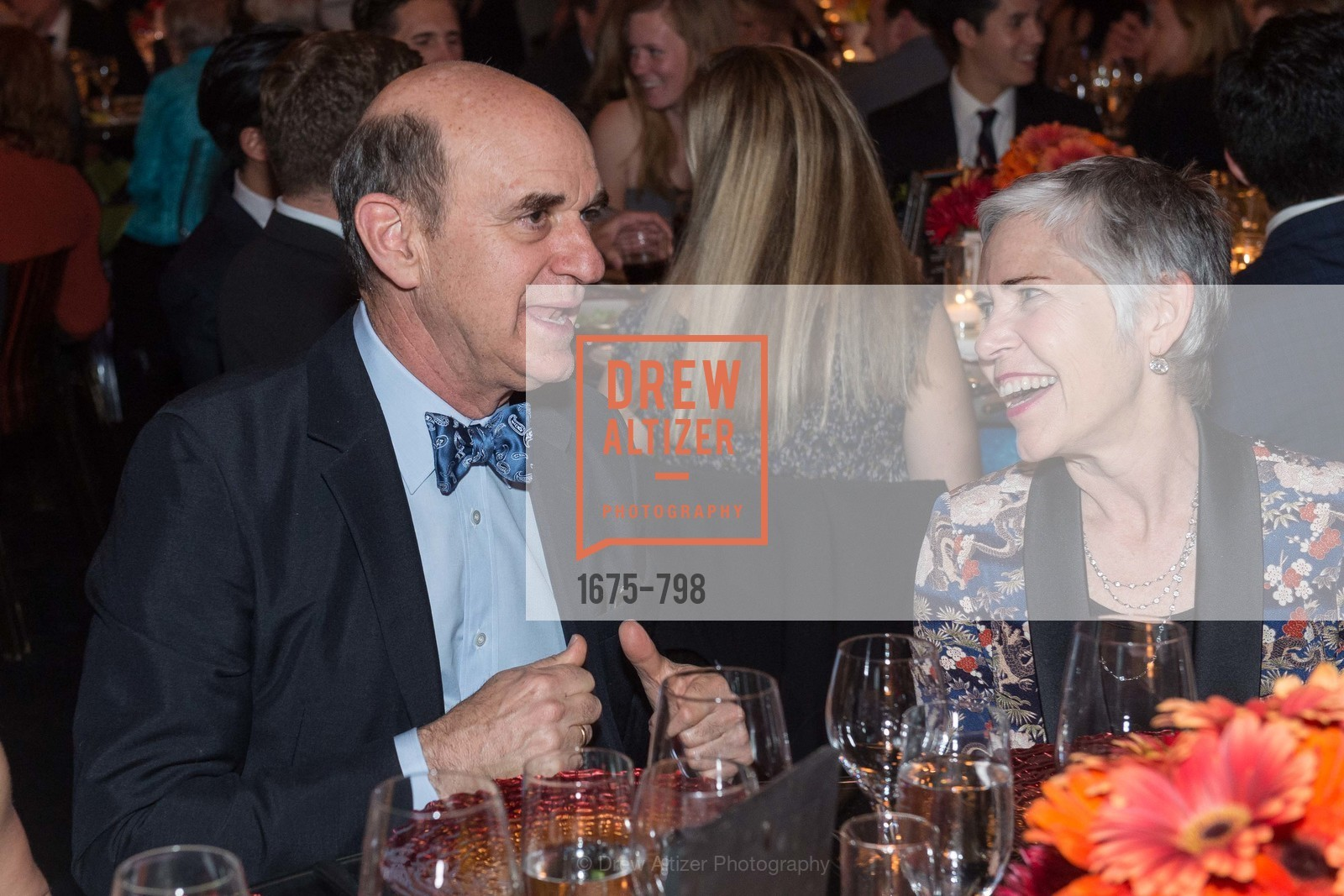 Bob Fisher, Laura Lazarus, CALIFORNIA ACADEMY OF SCIENCES - Big Bang Gala 2015, US, April 23rd, 2015,Drew Altizer, Drew Altizer Photography, full-service agency, private events, San Francisco photographer, photographer california